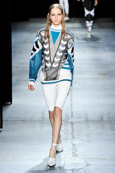 Alexander Wang Spring 2012 Ready-to-Wear