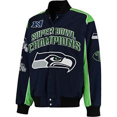 Seattle Seahawks Super Bowl Patch