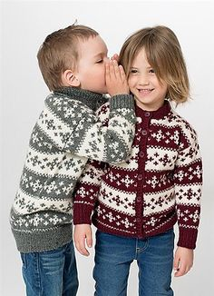 Holmenkollen Cardigan Pattern free if yarn for garment is purchased at the same time Boys Sweaters, Winter Sweaters, Christmas Sweaters, Cardigans, Knitting For Kids, Knitting Projects, Norwegian Knitting, Winter Gear, Cardigan Pattern