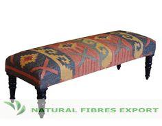 hammary hidden treasures kilim rug bench for the home pinterest