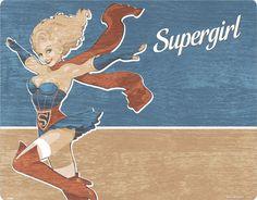 DC BOMBSHELL: SUPERGIRL