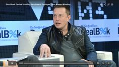 Elon Musk, Stephen Hawking Join Call for Ban on Artificially Intelligent Weapons