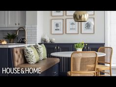 Interior Design | See How Paint Transformed This Main Floor! - YouTube