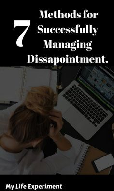 Discussion and tips for Managing Disappointment. Health And Wellness, Health Tips, Mental Health, I Am A Failure, Emotional Resilience, New Things To Learn, Life Motivation, Life Advice