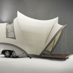 Modern Mobile Home – luxury Opera by Axel Enthoven