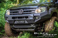 "Amarok ""Black OPS"" by www.blacksheep-innovations.com #amaroking #amarok #blacksheepinnovations #rival4x4"