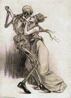 Raemaekers, Louis (b,1869)- Dance of Death