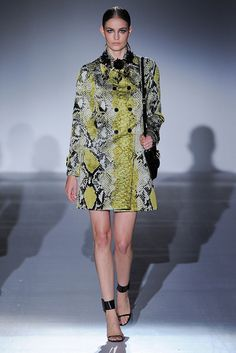 Gucci spring 2013 milan fashion week