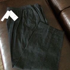 Gray Alfred Dunner pants Gray Alfred Dunner pants. NWT Alfred Dunner Pants