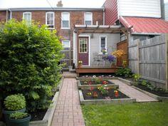 lancaster, pa - city garden space