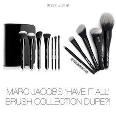 Makeup Palette, Eyeshadow Palette, Make Up Dupes, Beauty Dupes, Gel Liner, Glitter Eyeshadow, B & B, Copycat, Lip Gloss
