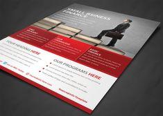 Business Flyer Templates 2020 Business Flyer PSD Business Cards And Flyers, Business Flyer Templates, Advertising Flyers, Flyer Maker, Flyer Free, Business Design, Flyer Design, Finance, Clothing Websites