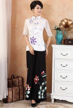 Chinese women's clothing costume