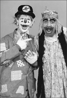 There was a time, way back when, when there were only five TV stations. Children throughout the Puget Sound tuned in mornings and afternoons to enjoy their favorite local clown, J.P Patches, along with an array of wacky sidekicks and cartoons. The show aired from 1958 to 1981.