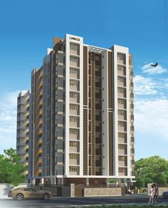 The  Eyrie - Cheloor builders new launch project in Ayyanthole,Thrissur. The prominence of this project is its location,affordable rate,Building design.
