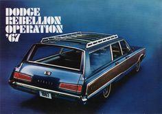 1967 Dodge Monaco Station Wagon