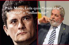 Juiz Moro manda ofício ao STF com críticas duríssimas à Lula | Revolta Brasil