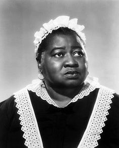 American actress Hattie McDaniel in a maid's uniform, circa McDaniel won an Oscar for Best Supporting Actress for her role of Mammy in 'Gone With The Wind', making her the first. Get premium, high resolution news photos at Getty Images Old Hollywood Movies, Golden Age Of Hollywood, Classic Hollywood, Hollywood Icons, Hollywood Glamour, Hollywood Stars, Hollywood Actresses, Old Movies, Great Movies