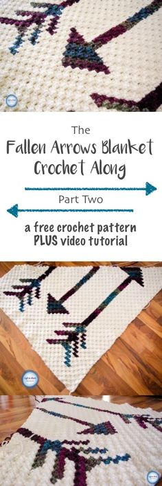 This FREE crochet blanket is modern and simple. Constructed with the C2C stitch, this pattern will be posted in a CAL style throughout the month of February. Video tutorials, photo tutorials, pixel charts and written color changes will all be available as resources to help even a beginner crochet make this beautiful blanket. Part Two is now available!