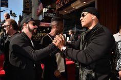 AJ & LL Cool J