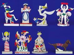 Wooden Toys, 1940's