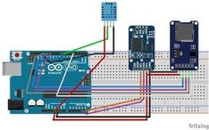 75 arduino datalogger temperatura e umidit con dht 11 su sd card here is the arduino data logger project covered with circuit diagram and code to learn how we can log temperature and humidity to sd card at a specific fandeluxe Images