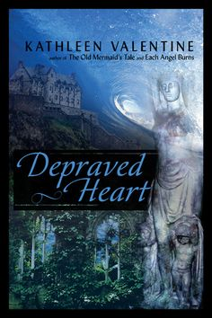 "Cover for ""Depraved Heart"" a romantic suspense novel, scheduled for Spring 2012."