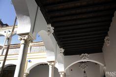 Málaga (ES)   Claustro de los Mínimos.