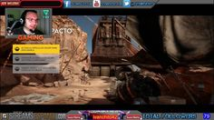 Star Wars: Battlefront LIVE Español @georgexcv #Streams #juegos #twitch ...