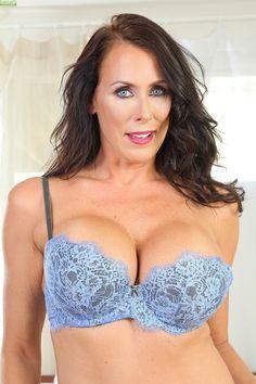 Busty Milf Reagan Foxx From Karups Com Bigboobs Busty Breasts Bra Milf Over Cougar Gorgeous Beauty Karups Xxx
