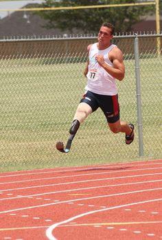 Hanger Paralympics Athletes - Jeremy Campbell