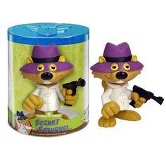 Secret Squirrel Funko Force http://popvinyl.net #funko #funkopop #popvinyls