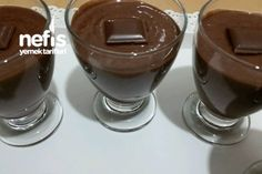 How to make Danette Recipe? Danette Recipe in the book of 766 people . Homemade Beauty Products, Summer Desserts, I Foods, Food And Drink, Pudding, Cooking, How To Make, Recipes, Wordpress Theme