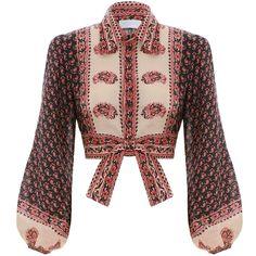Designer Clothes, Shoes & Bags for Women Blouse Patterns, Blouse Designs, Look Fashion, Womens Fashion, Fashion Design, Myanmar Dress Design, Top Mode, Looks Vintage, Look Chic