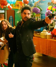 """""""From Dusk Till Dawn"""" star D.J. Cotrona talks about working alongside Robert Rodriguez, the high stakes of the new season and just how he's spending his time off. Read the full interview on dujour.com."""