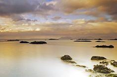 Stø, Vesteraelen, Noorwegen,