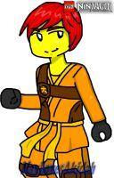 Lego ninjago #740 by MaylovesAkidah