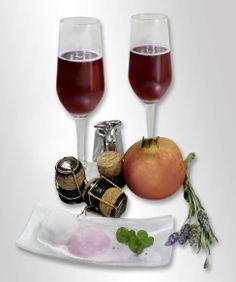 Champagne & Sorbet