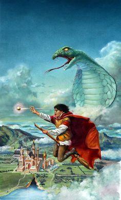 Per Oluf Jørgensen - Harry Potter 2