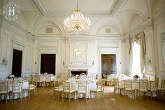http://fabgabblog.com/2010/10/oheka-castle/  #chandelier #oheka castle #wedding #ballroom