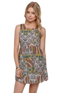 Element Havana Dress $44.50