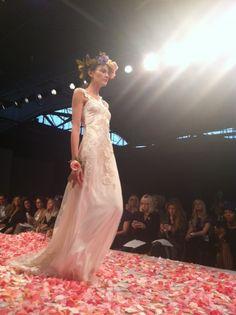 Bridal Fashion Fall 2013: Claire Pettibone - The Bride's Guide : Martha Stewart Weddings