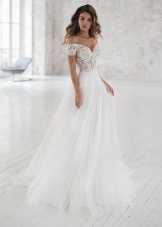 Wedding Dresses Under 100, Bohemian Wedding Dresses, Dream Wedding Dresses, Bridal Dresses, Wedding Gowns, Boho Wedding, A Line Wedding Dress Sweetheart, Mermaid Wedding, Modern Wedding Dresses