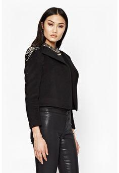 Eva Sparkle Jacket