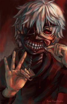 Tokyo Ghoul [kaneki ken]