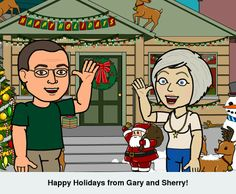 Have a Merry Christmas and a Happy New Year!