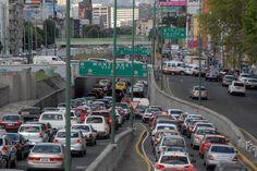 POR TRÁFICO, CUALQUIER VIAJE EN LA CIUDAD DE MÉXICO TOMA EL DOBLE DE TIEMPO: ESTUDIO