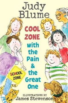 Cool Zone with the Pain and the Great One by Judy Blume,James Stevenson, Click to Start Reading eBook, THE PAIN AND the Great One hardly agree on anything. But deep down, they know they can count on each