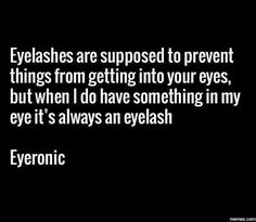 Or a microscopic piece of dust on contacts.