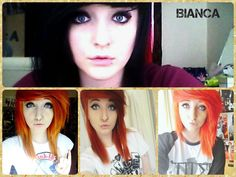 Bianca! She's 16 and from England!